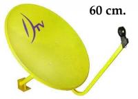 หน้าจาน Ku-BAND DTV 60 เซนติเมตร