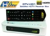 เครื่องรับสัญญาณดาวเทียม DTV HD