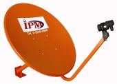 หน้าจาน Ku-BAND iPM 60 เซนติเมตร